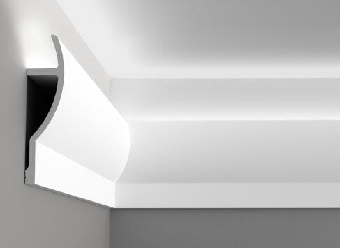 Designer Uplight Cornice 4 - C372