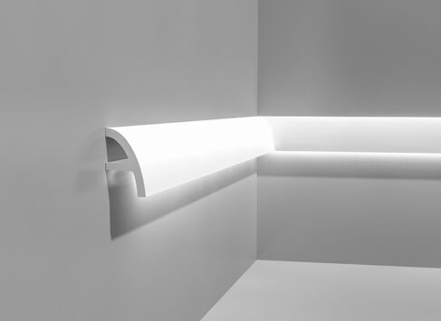 Designer Uplight Cornice 5 - C373