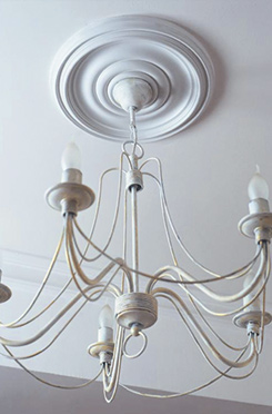 Ceiling Roses Overview