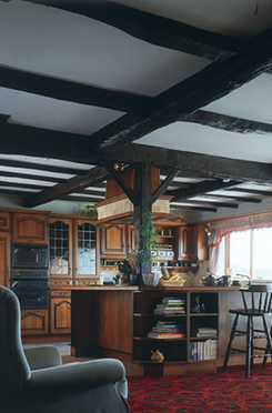 Ceiling Beams Overview
