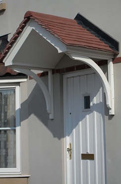 Porch Gallows Brackets