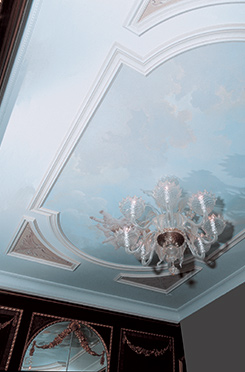 Ceiling Panel Mouldings