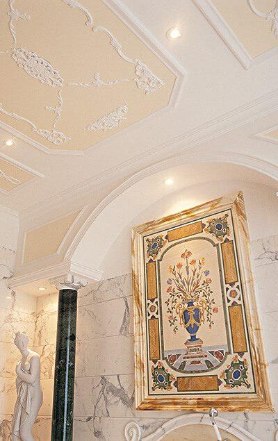 Ceiling Mouldings