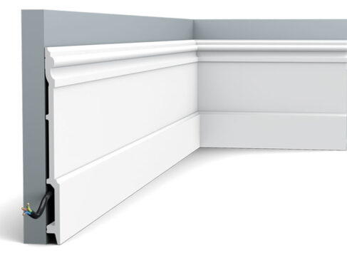 Classic Ogee Skirting 14 - SX191